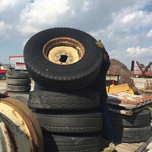 Rims…1100/20 Implement wheels..