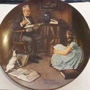 Collector's Plate - The Storyteller