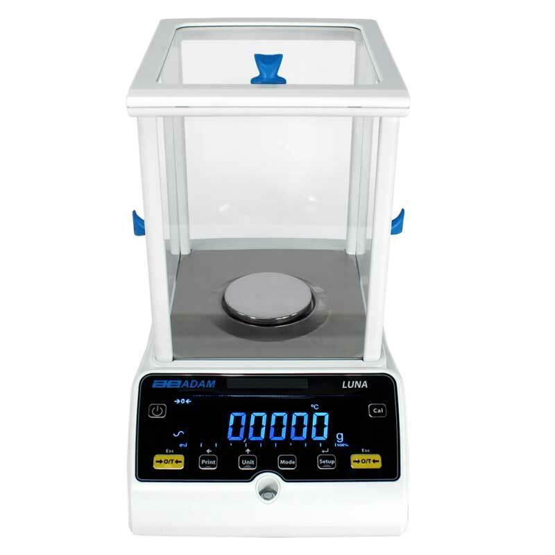 Adam Equipment LAB 84i 80g, 0.0001g, Luna Analytical Balance - 24 Month Warranty