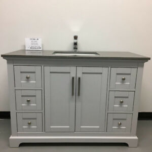 SOLID WOOD Bathroom Vanity HOT SALE (CCS60)