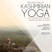 Kashmirian Yoga from the tradition of the tantras