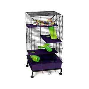 Large Deluxe Ferret or small animal cage