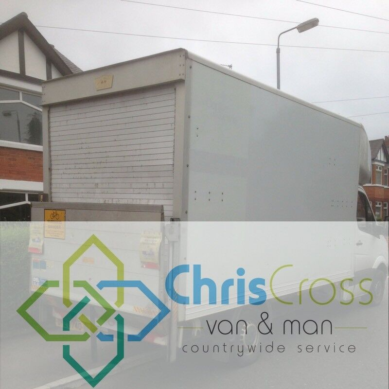 ChrisCross Van & and Man - House Removal,