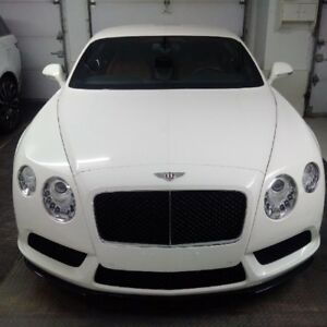 2014 Bentley Continental GT V8S- Price reduced by $10k to sell!
