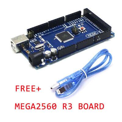 Mega 2560 For Arduino Atmega16u2 Uno R3 Development Board Usb Cable For Arduino