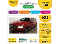 Mercedes-Benz A200 FROM £84 PER WEEK!
