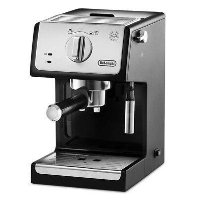 DeLonghi ECP 33.21 Espresso Siebträgermaschine 1 und  2 Tassen