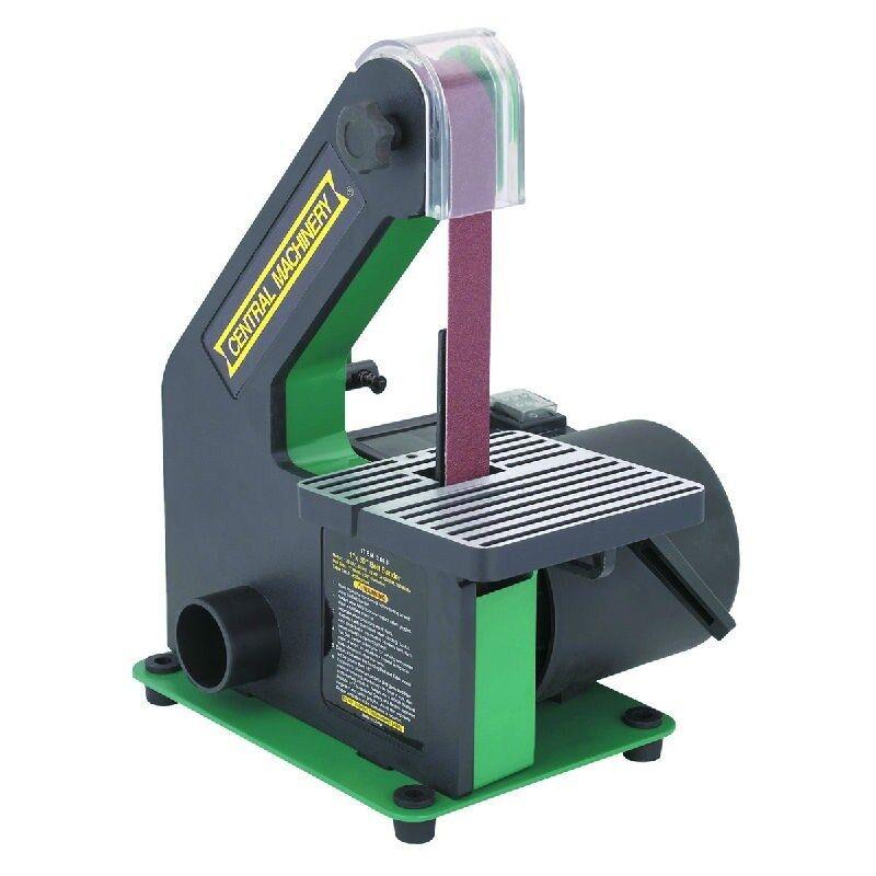 Belt Sander 1 x 30 Mini Knife Sharpener Machine Bench Top Ta