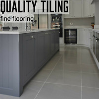 Fine flooring by QUALITY TILING