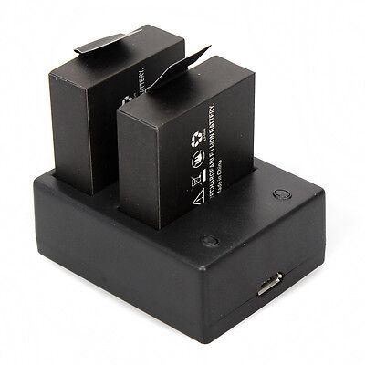 Наборы аксессуаров 2x900mAh Batteries+USB Battery Charger