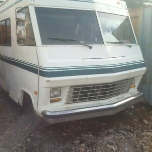 For parts1983 motorhome with 454 turbo 400 trans
