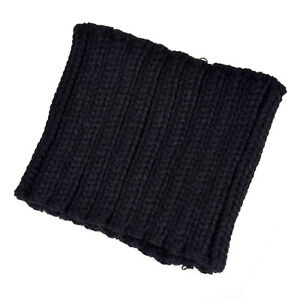 Crochet Warm Head Wrap Headband Knitted Woman Ladies Winter Hair Band Wrap