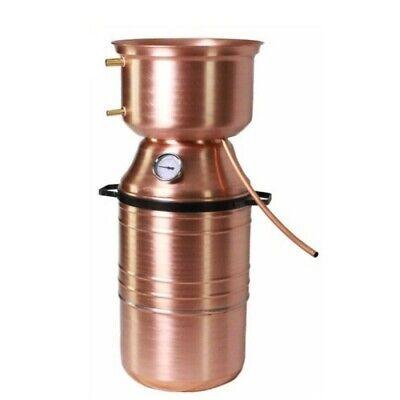 Distillatori Cobre A de Patio - Alambique Grappa Modelo De 30L