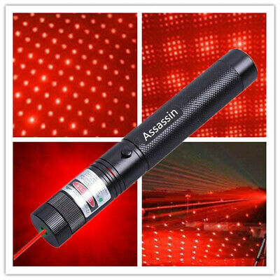 900miles 650nm Star Red Laser Pointer Pen 1 Mw Bright Visible Beam Torch Lazer