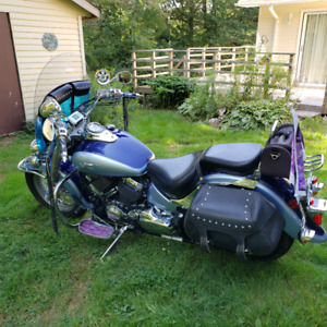 2004 Yamaha 650 V Star excellent condition  3800.