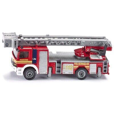 Camion de pompiers Mercedes avec grande échelle 1/87 Siku 1841