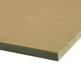 MDf and Moisture Resistant MDF 18mm 12mm 6mm