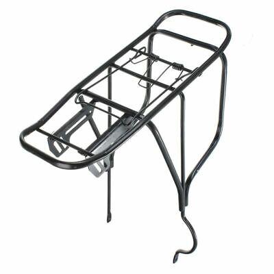 Bicycle Rear Rack Steel Carrier Seatpost Mount Durable Seat