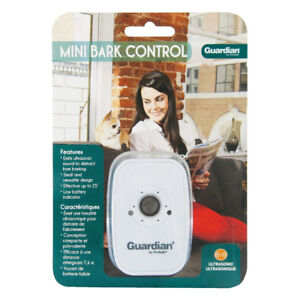 Guardian Mini Bark Control - No Collar Needed
