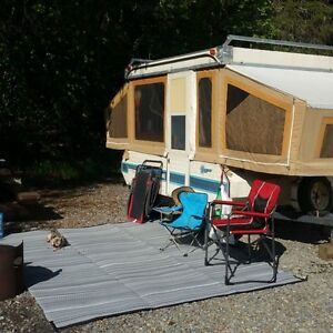Tent Trailer - Great for getting out into the wilderness $1,500