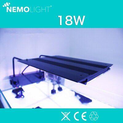 Nemolight Plant Aquarium Marine Coral Fish Tank Controllable LED Light Nemo 18W (Nemo Fish Light)