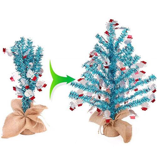 1 Pcs Shiny Holly Leaves Mini Hanging Pendant Christmas Tree Decoration Z Ebay