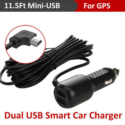 5ft Micro USB Cable Power Cord for Garmin Nuvi 2460LMT 2757LM 2798LM 2370LT GPS