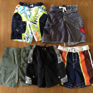 Boys 6X Shorts & Swim Shorts
