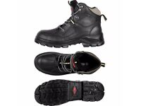 BRAND NEW - Tomahawk Safety Boots Size 10
