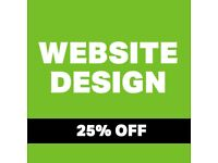 Your New Website - 25% OFF - 5-Star Rated!