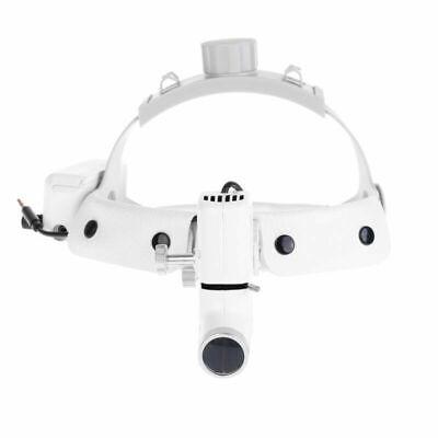 5w Led Adjustable Surgical Headlight High Intensity Operation Headlamp Us Stock