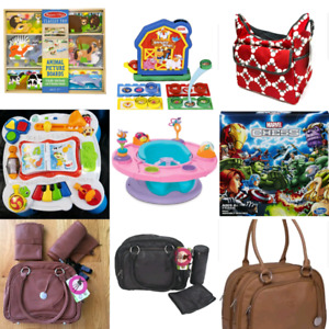 Brand new items for sale. Perfect gifts!