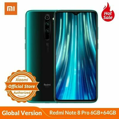 Xiaomi Redmi Note 8 Pro 6GB+64G Global Versión -Xiaomi-authorized-Store España