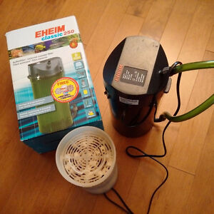 EHEIM CANISTER FILTERS CLASSIC 2213