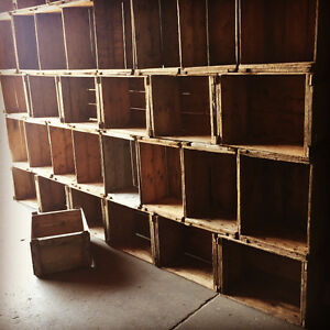 DIY *** CReaTive CRATE DisPlayS ***