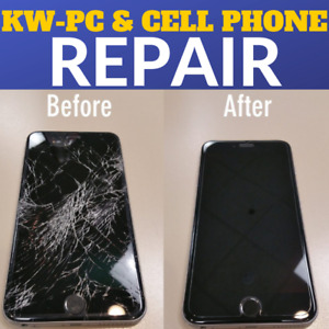 HAVE A BROKEN iPHONE? FAST REPAIR 10 MINUTES