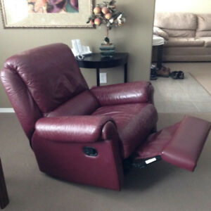 looking for a recliner