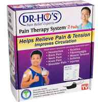 DR HOS | PAIN THERAPY SYSTEM | 2 PAD SET | NEW IN BOX SALE $40