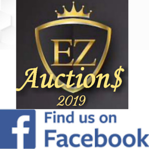 Join Ez Auctions on Facebook