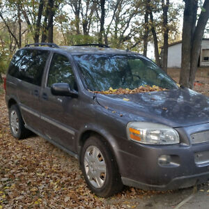2007 Chevrolet Uplander Minivan *mechanic special*