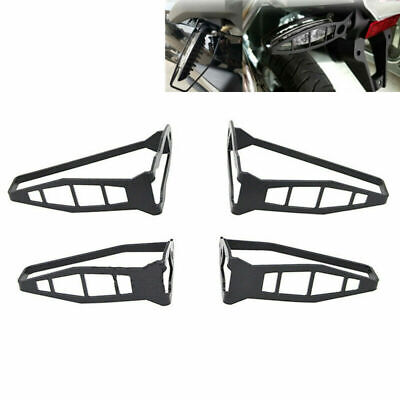 Motorcycle Front/Rear Indicator Protector Turn Signal Light Guard Cover For BMW