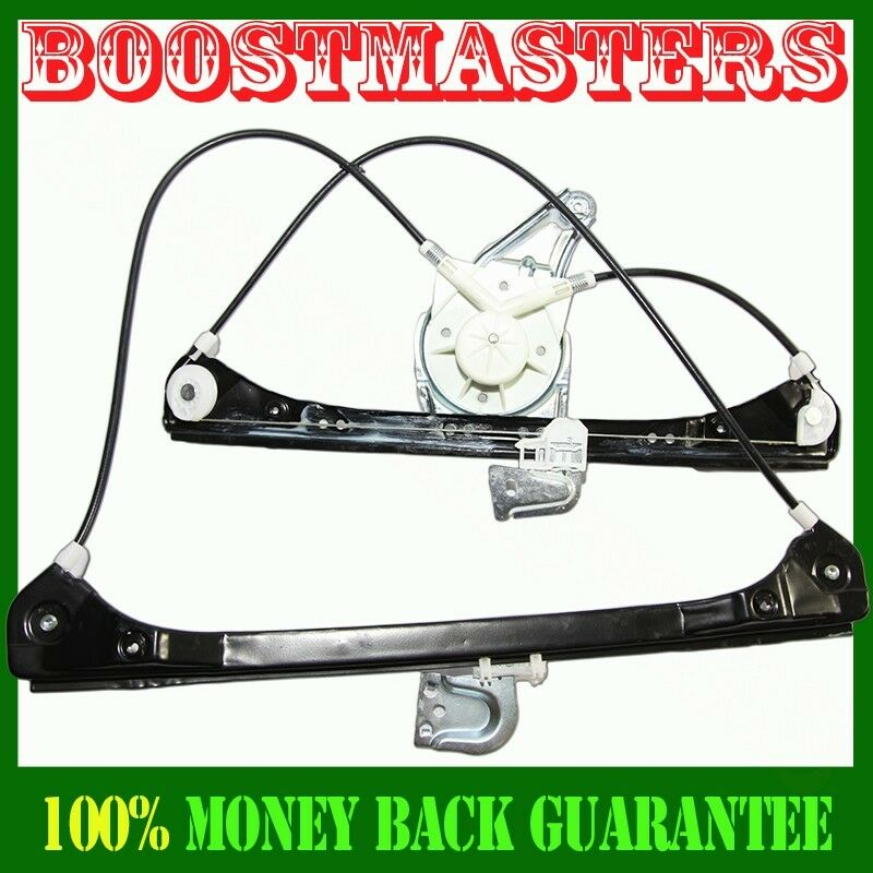 Manual window regulator front driver side 99 04 alero for 1999 pontiac grand am window regulator