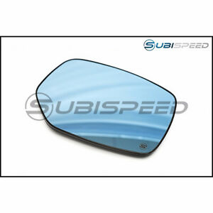 Subispeed Convex Mirrors