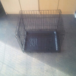Never used dog crate