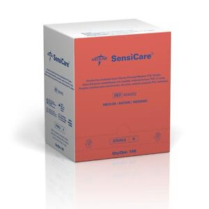 SensiCare Powder free Synthetic Exam Gloves ( large ) all right