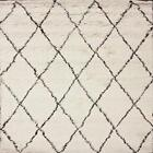 Moroccan 100% Wool 10' x 14' Size Area Rugs