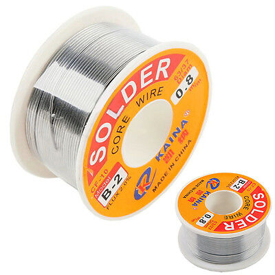 0.8mm 100g 6337 Tin Lead Rosin Core Solder Wire Soldering Welding Flux 2 New