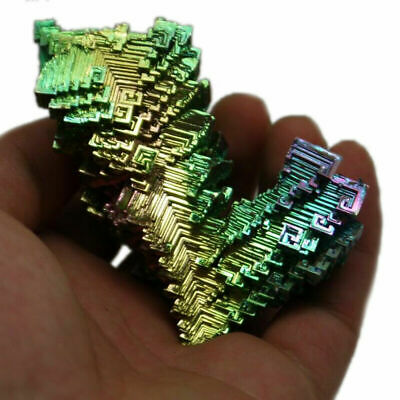 50g Bismuth Metal Crystal For Element Collection One Crystal In Labeled