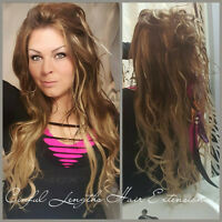 HAIR EXTENSIONS $250 flat! Cinful Lengths Hair Extensions