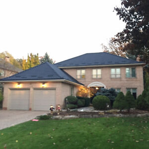 Get your self a new metal roof this winter season!